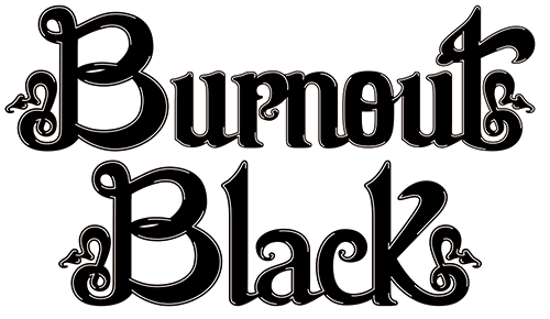 BURNOUT BLACK